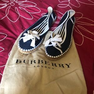 Burberry Espadrille